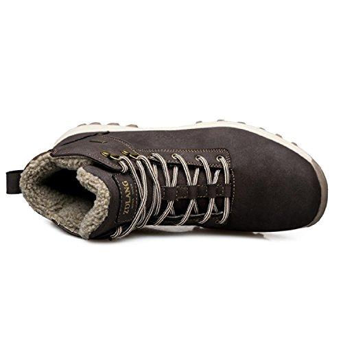 De Marrón Antideslizante Botines Sneakers Impermeables Botas ztRnqwxq5