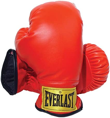 Average Size Kids Professional Competition Trainning Boxing Gloves Pink New