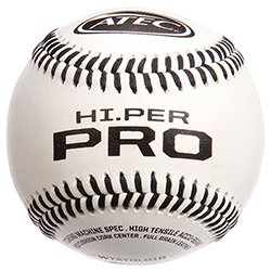 Pro Leather - ATEC Hi.PER Pro Leather Machine Baseballs (DZN)