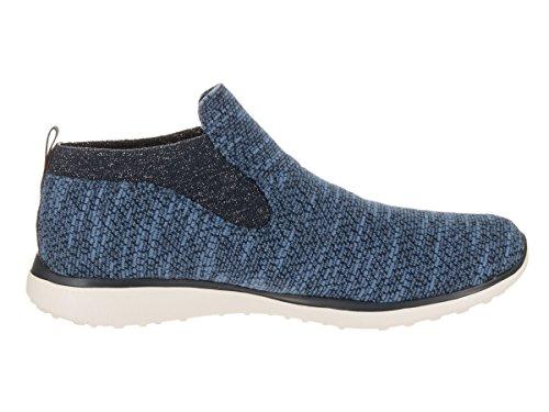 Skechers Womens Microburst - Imagination Casual Shoe Navy/Green