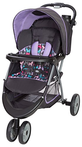 3 Wheel Baby Stroller With Car Seat - 7