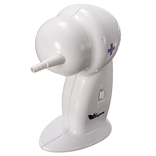 - Electric Vac Vacuum Cordless Ear Cleaner Wax Remover Earpick