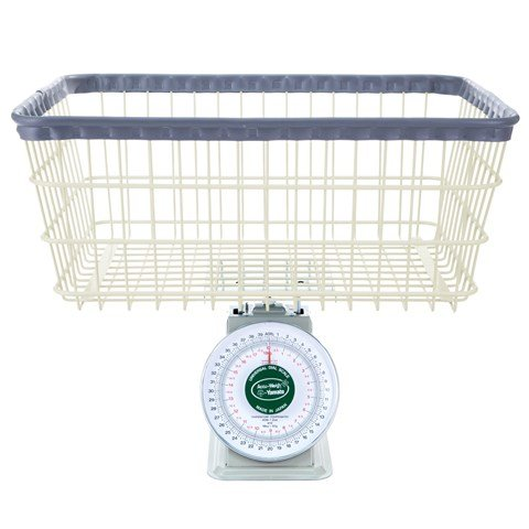 R&B Wire RB40C Analog Display Laundry Scale - 40 lb.