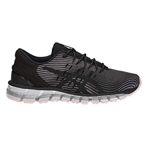 360 4 quantum De Gel 020 Femme Running black Asics Chaussures Gris carbon q61EZ