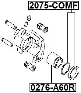 Cylinder Kit For Chrysler 05143691Aa 05143691Aa