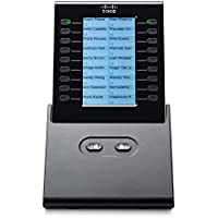 Cisco CP-CKEM-C= Unified IP Color Key Expansion Module Charcoal, 9971, 9951, 8961 IP Phone Models