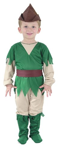 Toddl (Robin Hood Costume Childrens)