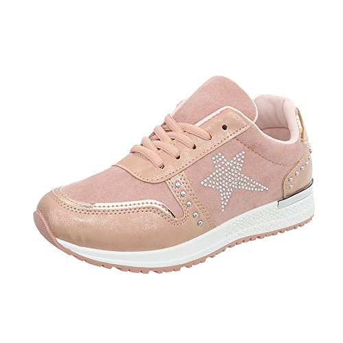 Design P Altrosa Freizeitschuhe Low Sneakers Damenschuhe Ital 17 dqwFF