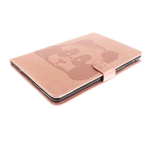 Protective Multi Mini Wallet 3 Case Smart Mini Functional iPad Leather Lightweight PU Slim Case Business Cover Stand iPad TOCASO Folio Premium for 2 Marble Gold 3 Leather rose Panda Stand 1 2 1 Ca Leather Tablet Case EHqFU