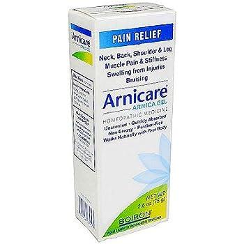 Boiron Arnicare Pain Relief Arnica Gel 2.5 Ounce