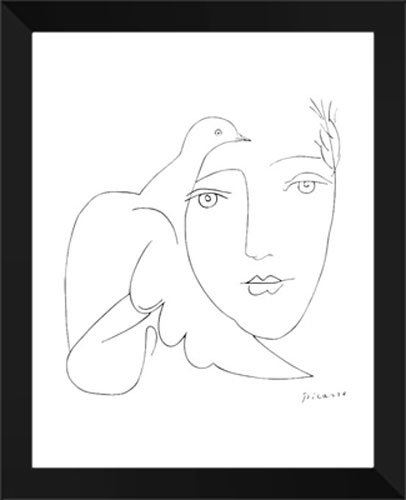 Picasso Face - 1