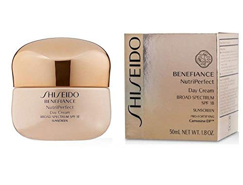 Shiseido/Benefiance Spf 18 Nutri Perfect Day Cream 1.8 Oz (50 Ml)