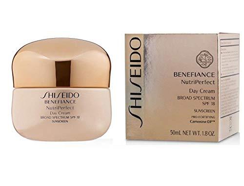 - Shiseido/Benefiance Spf 18 Nutri Perfect Day Cream 1.8 Oz (50 Ml)