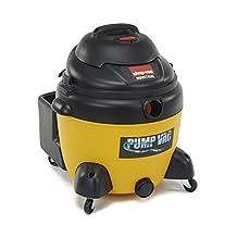 Shop-Vac 9604710 6.5 Peak HP wet Dry Vacuum with Built in Pump, 20-Gallon