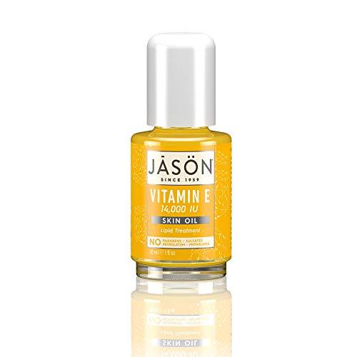 JASON Vitamin E 14,000 IU Skin Oil, Lipid Treatment, 1 Ounce
