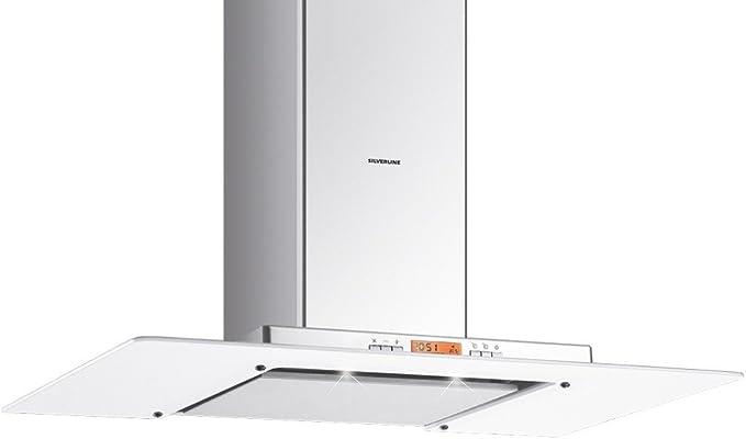 Silverline TOBW 685.3 EA Totem Deluxe - Campana extractora de pared (59,8 cm): Amazon.es: Grandes electrodomésticos