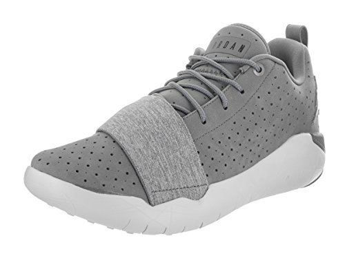 Jordan Nike Men's 23 Breakout Cool Grey/Black/Pure Platinum Basketball Shoe 12 Men US