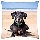 Happy Do by The Sea - Throw Pillow Cover Case