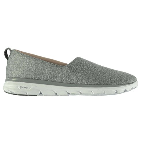 Marl 37 Mujer Usa Zapatillas Pro 4 Slip Gris Iolite On xCpqTHw7P