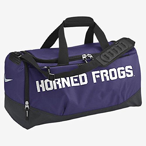 Nike Texas Christian University TCU Horned Frogs Team Training Medium Duffel Bag