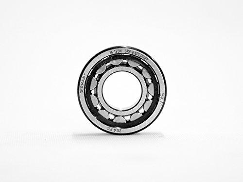 SKF NJ 2307 ECP Roulement /à rouleaux cylindrique radial 35 ID Acier