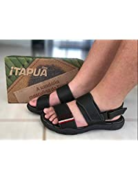 Sandália Masculina Itapuã Papete 1050 - Café