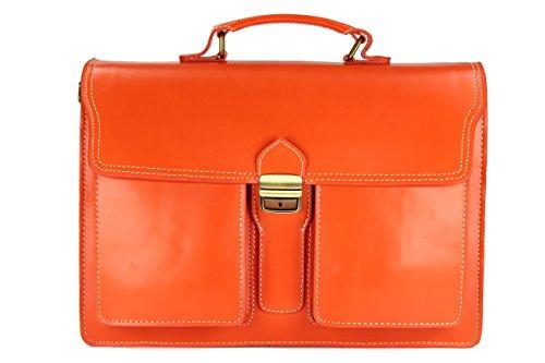 Borsa Donna mano a Orange Belli 8q7aHq