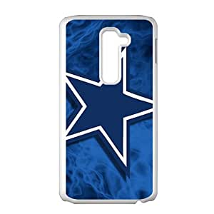 Blue unique star Cell Phone Case for LG G2