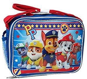 Best lunch bag paw patrol