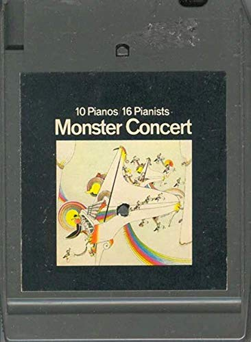 EUGENE LIST AND FRIENDS: Monster Concert - A Quadraphonic for sale  Delivered anywhere in USA
