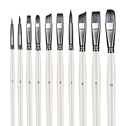 Well made Watercolor Brushes