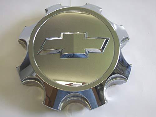 - OEM 11-14 Chevrolet Silverado 8 Bolt Center Hub Cap Chrome Plastic P/N 9597789 5503