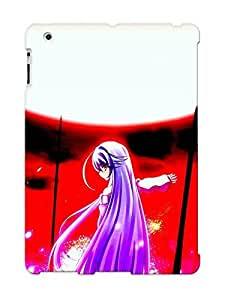 Cdjexp-6780-vzbvqch Snap On Case Cover Skin For Ipad 2/3/4(anime Unknown Pink)/ Appearance Nice Gift For Christmas