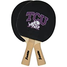 Franklin Sports NCAA Collegiate Table Tennis Paddle Set