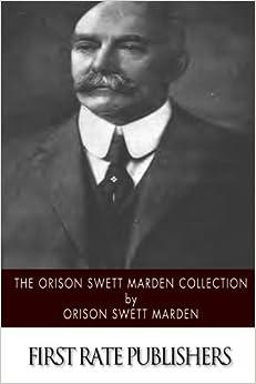 Book The Orison Swett Marden Collection