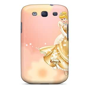 Ideal Ifans Case Cover For Galaxy S3(disney Cinderella), Protective Stylish Case