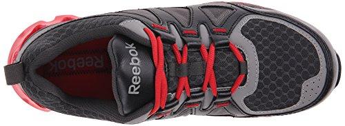 Work Athletic Safety Reebok Zigkick Red RB3000 Work Black Mens Shoe OwxftqAX
