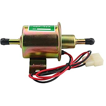 Amazon.com: Ogrmar - Bomba de combustible eléctrica ...