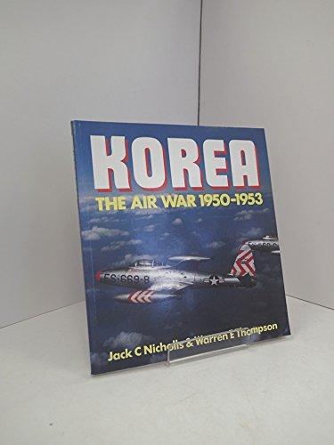 Korea: The Air War 1950-1953 (Osprey Colour Series)