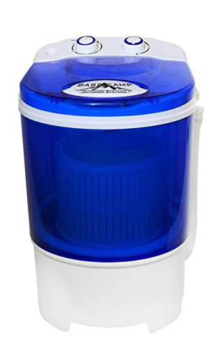 Basecamp F235884 Portable Single Tub Washing Machine