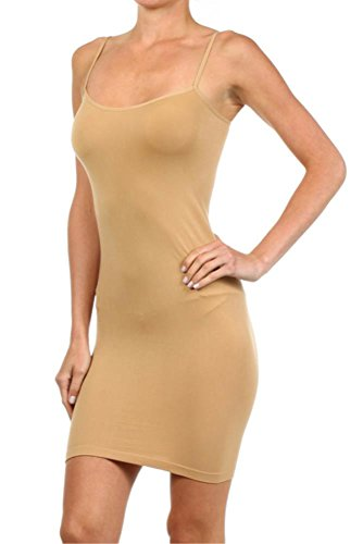 Cami Slip Dress - 4