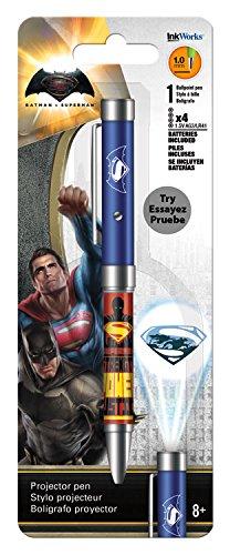 Batman v Superman: Dawn de justicia película - inkworks Superman ...