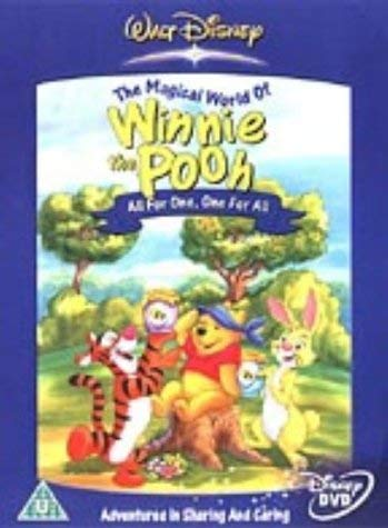 Price comparison product image Magical World of Winnie the Pooh,  Vol. 1: All for One,  One for All [DVD]