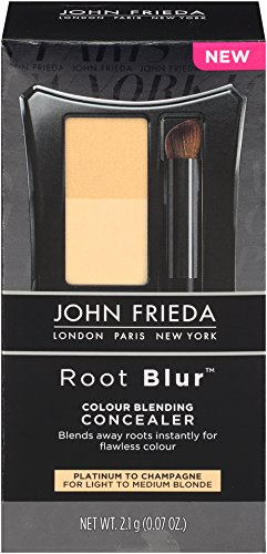 John Frieda Root Blur Colour Blending Concealer Platinum To Champagne Blondes, 2.1 Gram (Platinum Root Concealer compare prices)