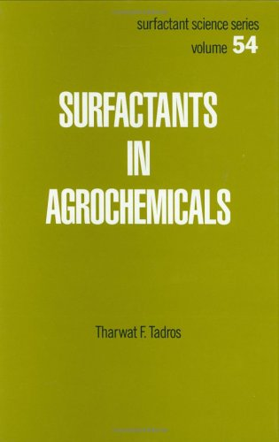 Emulsifiable Insecticide (Surfactants in Agrochemicals (Surfactant Science))