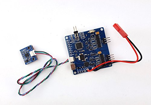 Usmile BGC 3.1 2 Axis Brushless Gimbal MOS Controller with Mini GY6050 Sensor for Gopro F450 F550 S500 Quad