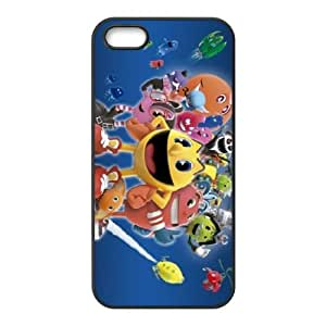 iPhone 4 4s Cell Phone Case Black PAC MAN and the Ghostly Adventures OJ596349