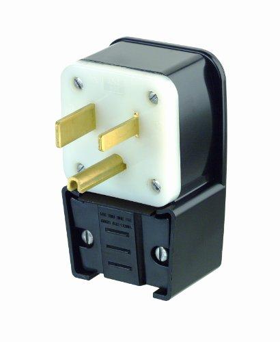 leviton dryer plug - 1
