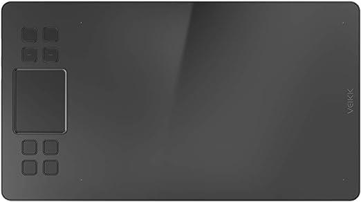 Tickas 描画タブレット、A50ペンタブレット型手書きボード電子0.9cm超薄型高感度デジタルタブレット、USBケーブルスペアペン先