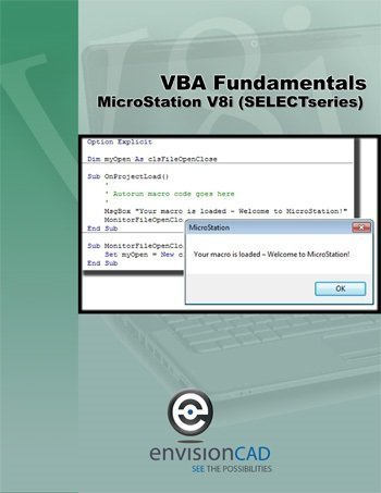 MicroStation VBA Fundamentals by EnvisionCAD (201...